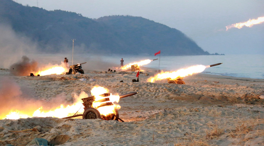 War Looms, Little Kim Threatens Strikes On Asia Pacific and South Korea