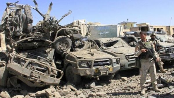 Over 100 Killed In Suicide Terror Attack