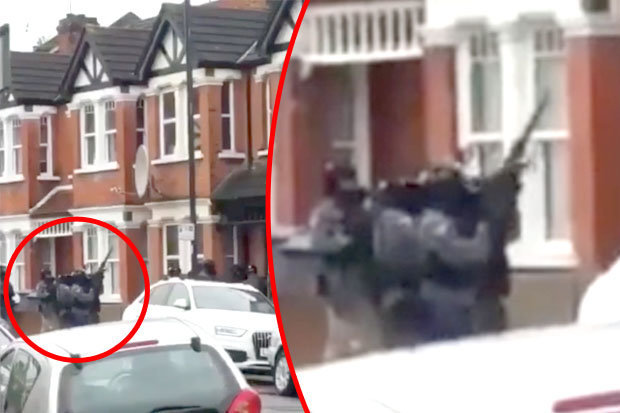 Police Foil Two Terrorist Attacks In One Day
