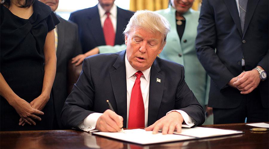 Trump Ending United Nations Funding