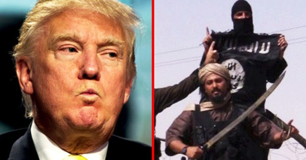 ISIS Issues Initial Threat Against President Trump