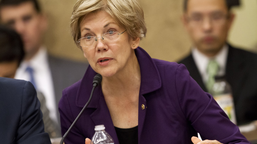 Warren Embarrassed on Equal Pay Day For Women