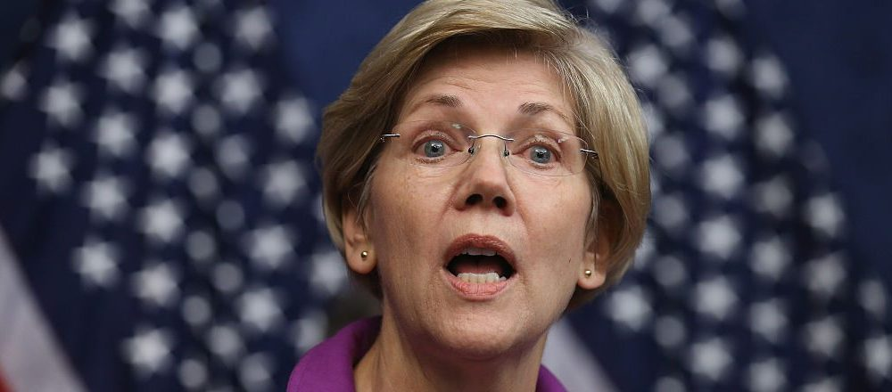 """""""The Elizabeth Warren Initiative"""" Created to Fight Her in 2018 and 2020"""