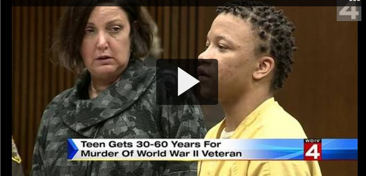 Police Horrified After Discovering What Teen Made 91yo Veteran Drink Before Killing Him [WATCH]