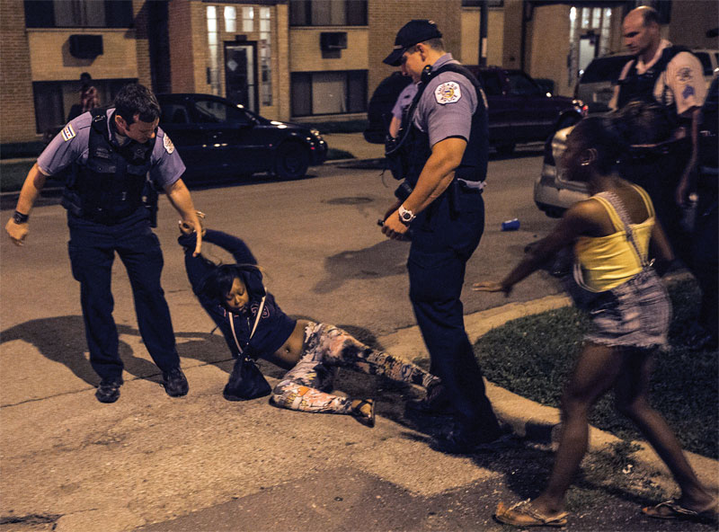 Two CPD Officers Wounded in Gang Shootout
