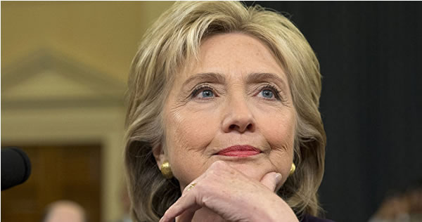 Hilarious: Hillary Clinton Is Searching a Title For Her New Book and Twitter Helps Out!