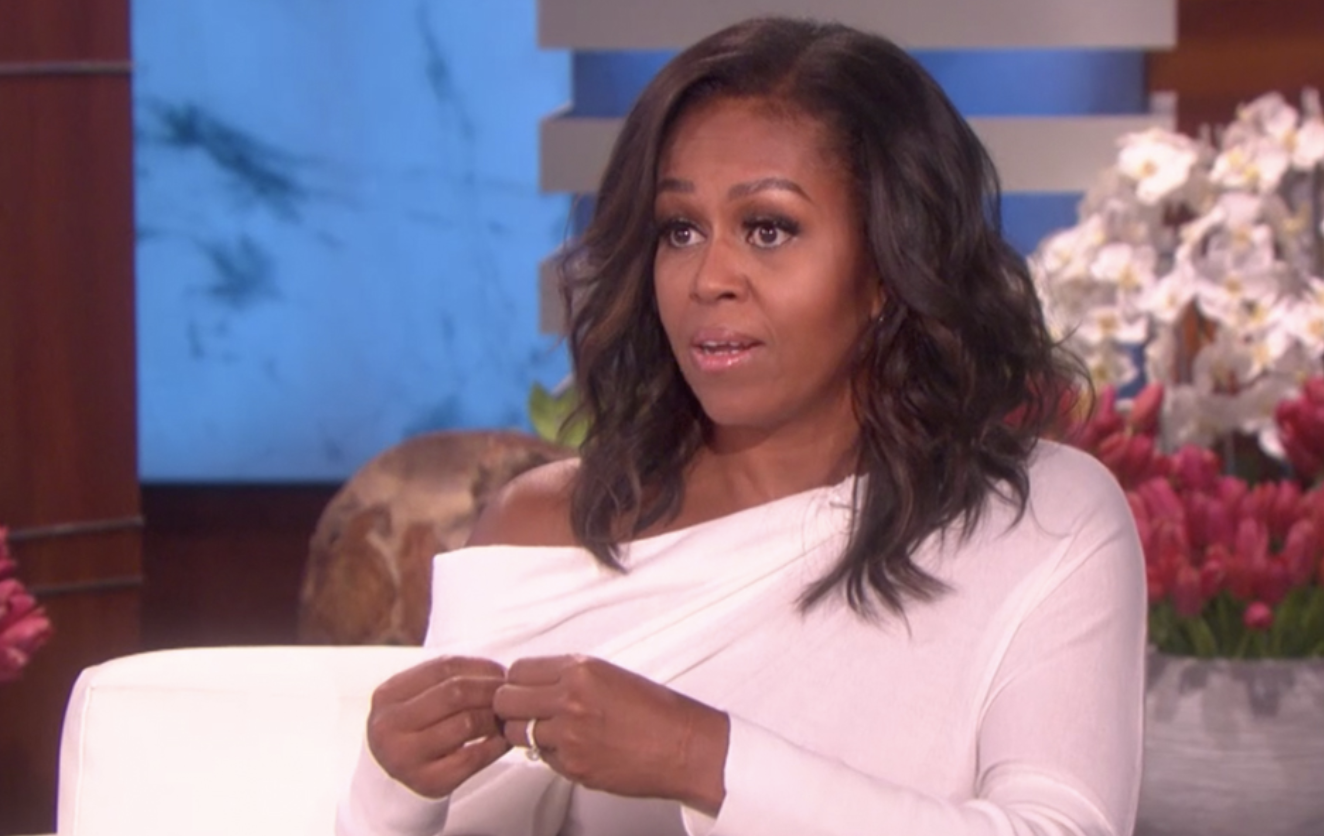 TV Host Goes Off Script And DESTROYS Michelle Obama During Interview