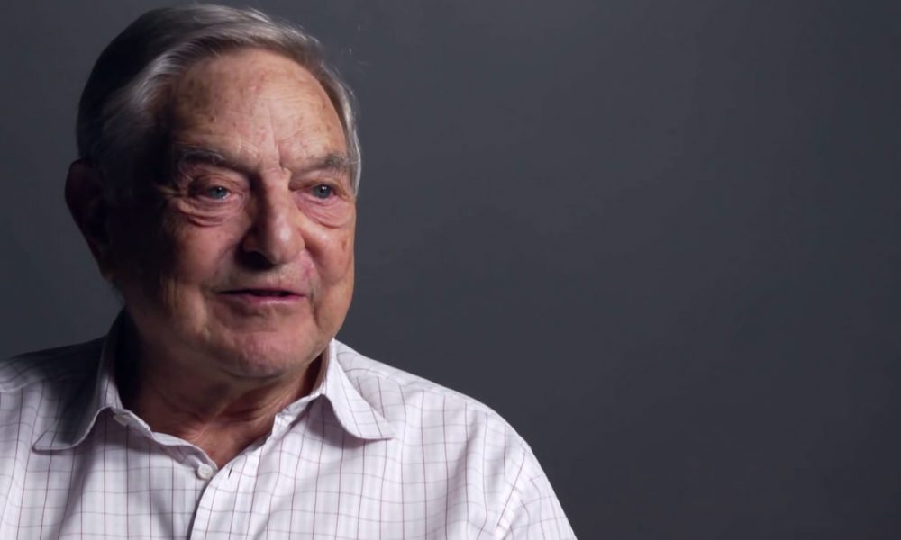 George Soros' Fingerprints Are All Over the Kavanaugh Hearings