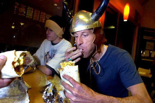 If You're A White Person In Portland, You Can't Sell Burritos Anymore