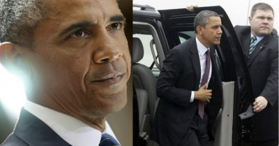 OBAMA MAY GO INTO HIDING AFTER DECLASSIFIED DOCS REVEAL HIS DISGUSTING ACTIVITIES WHILE PRESIDENT