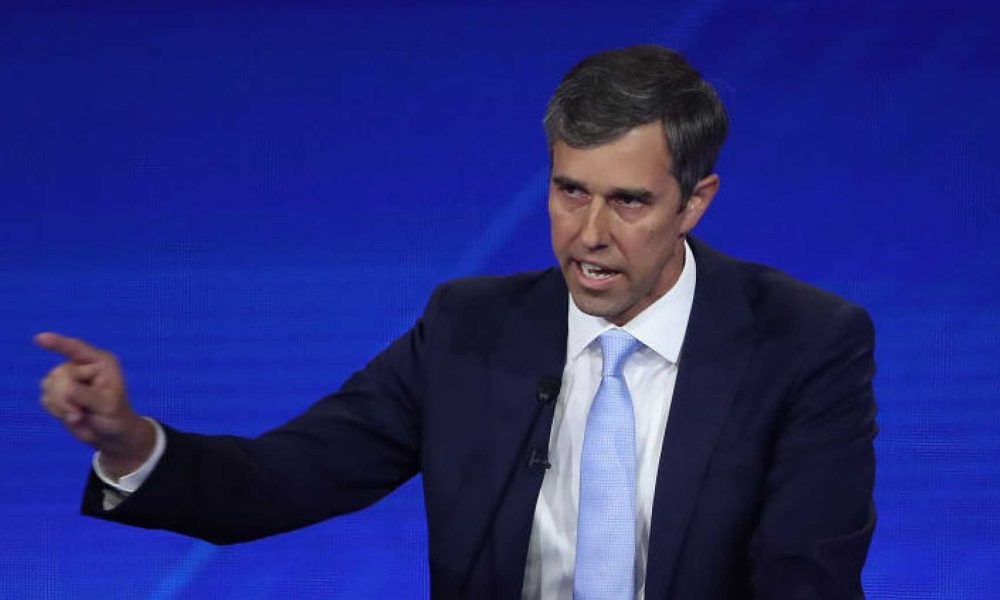 Beto Promises Gun Confiscation, Then Immediately Reports Gun Owner To FBI For 'Come and Take It' Threat
