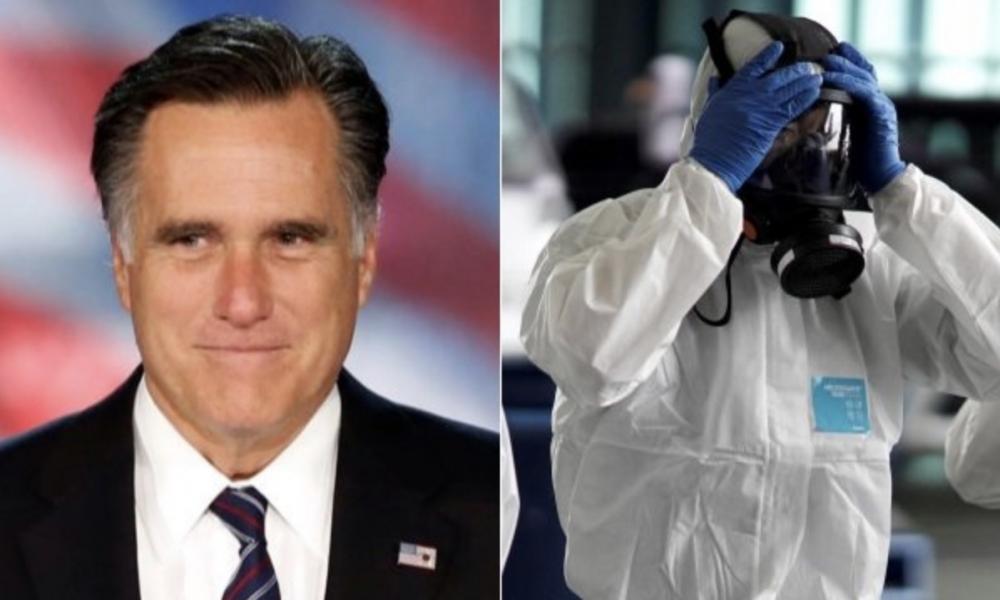 "#NeverTrumper Mitt Romney Slams Trump Admin. Saying They Are ""Substantially"" Unprepared for Coronavirus Outbreak – Daily Headlines"