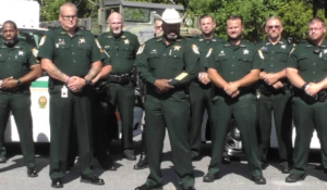 WATCH: Florida Sheriff gives EPIC warning to BLM that seeks to break the law and create disorder in his county