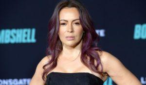 Lunatic Lib Alyssa Milano Loses Mind After Alleged 'Blackface' Incident Comes Back To Haunt Her