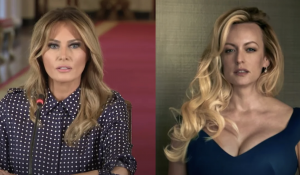 First Lady Melania In RIPS Stormy Daniels APART In Secretly Recorded Tapes