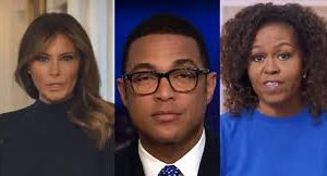 Don Lemon Takes A Swipe At Melania In Anti-Trump Rant, Compares Her To Michelle Obama