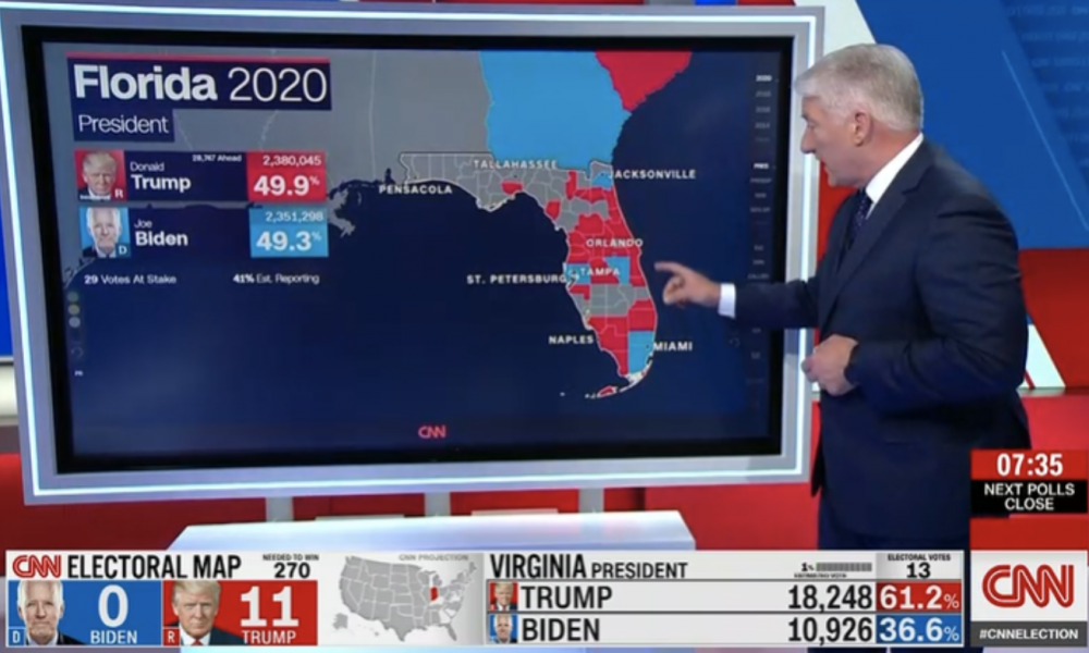 TIME Magazine Admits in Detail How 2020 Election Was Rigged Against Trump