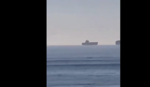 Massive Fleet Of Naval Ships Spotted Along California Coastline! – This Is A Must See Video
