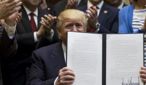 Trump Just Signed LAST MIN Executive Order, Left Losing Their ****