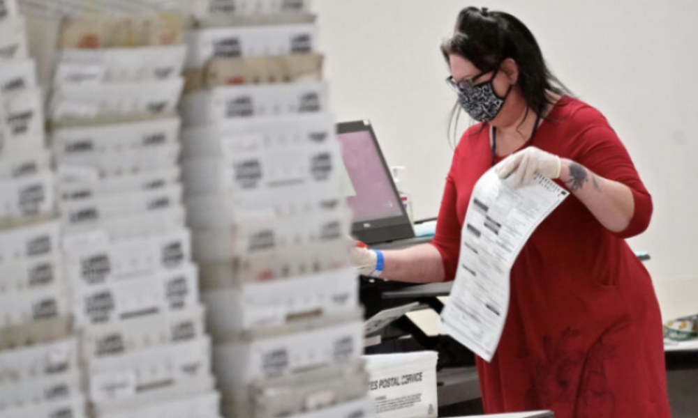 """They Have Found Enough Stolen Ballots To """"DECERTIFY""""!"""