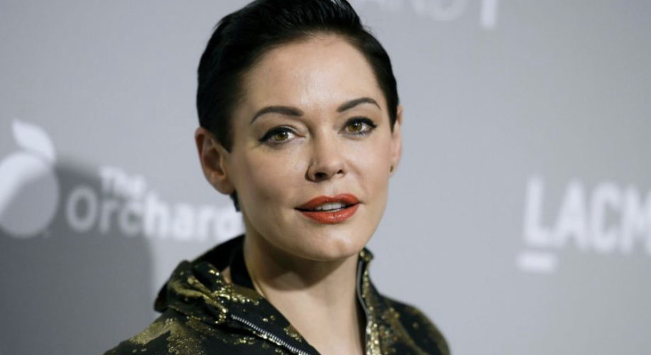 Rose McGowan Just Ripped Black Lives Matter To Pieces!